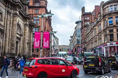 Just Glasgow