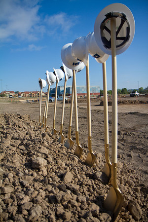 River Point of Kerrville Ground-Breaking