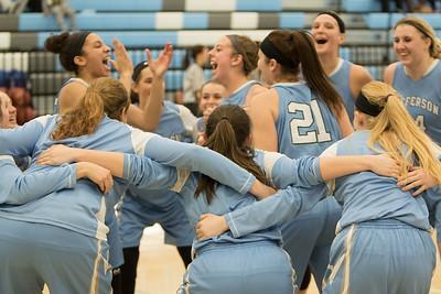 Jefferson Girls Basketball