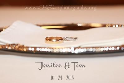 Jenilee & Tom Wedding
