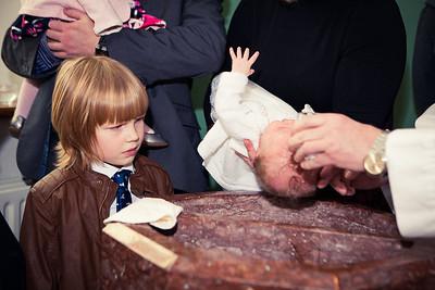 Mairead baptism