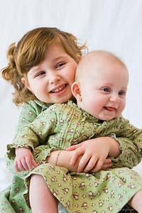 Madeline & Lizzie Photoshoot