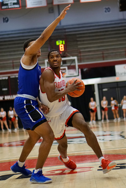Gardner-webb University vs. Hampton