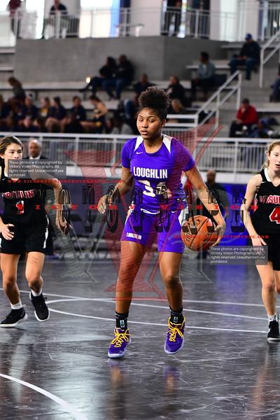 Bishop Loughlin (NY) Girls Varsity Basketball 12-13-19 | She Got Game