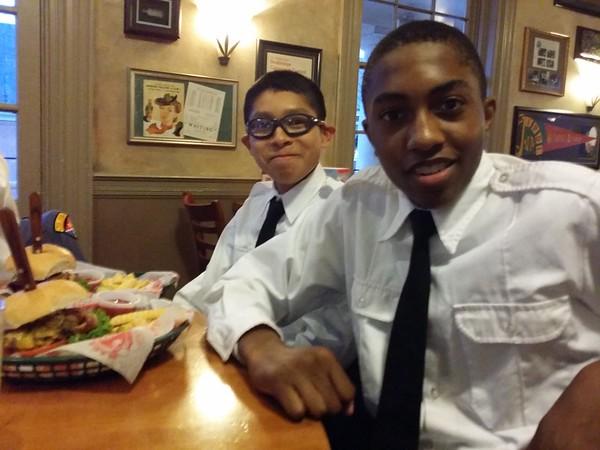 Cadet Trip to VMI