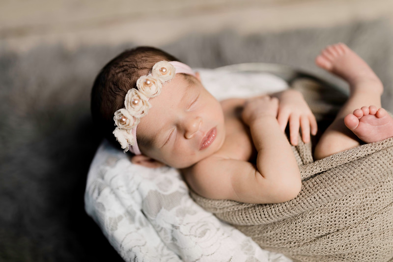 Taupe Swaddle