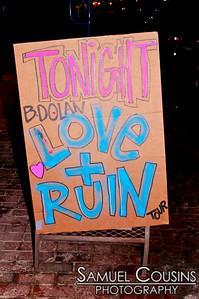 B. Dolan presents the Church of Love & Ruin
