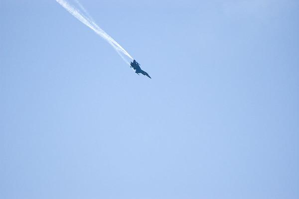 F-16 Demo Practice 2007-03-05