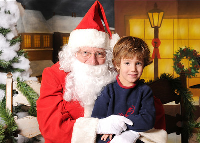 AACA Meet Santa Claus 2010