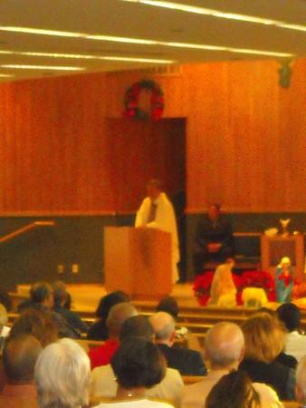 Christmas Vigil Mass, 12/24/08