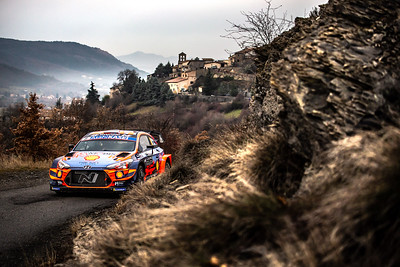 WRC Rally Monte Carlo 2020
