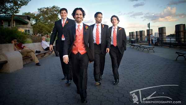 Weding Party Portraits