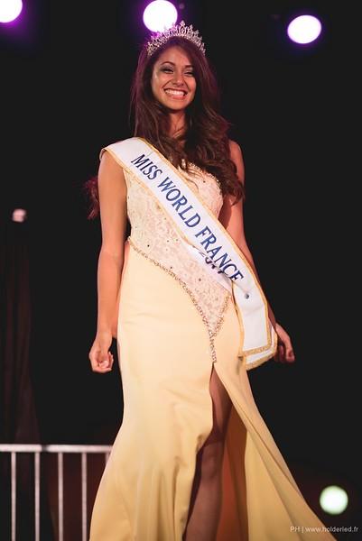 Finale régionale Miss Languedoc-Roussillon 2017
