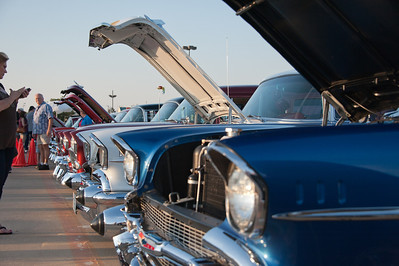 2013-0817 Christian Classic Crusiers Hot Texas Nights Car Show
