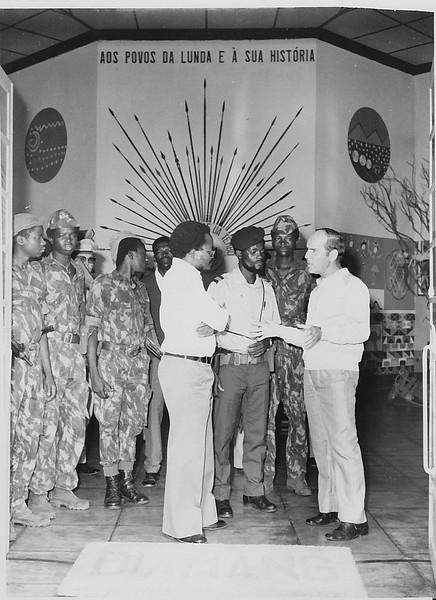 Museu do Dundo 1975
