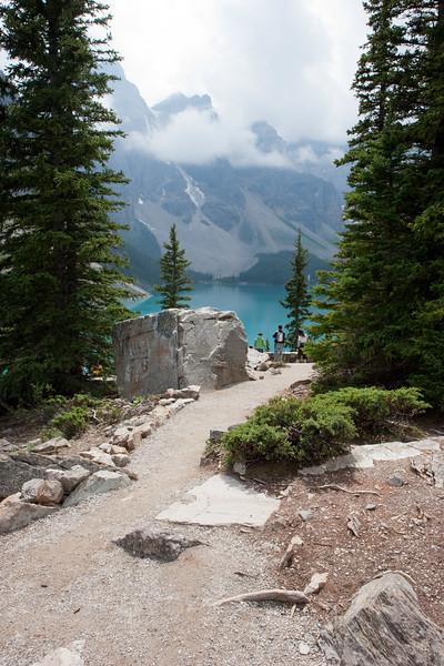 Moraine Lake Viewpoint