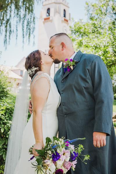 Nikki and Handy Wedding
