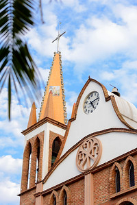 Puerto Vallarta church | Iglesia Refugio