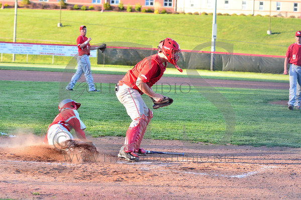 Rock Hill vs Symmes Valley Baseball 3-26-2012