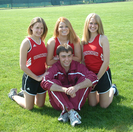 SNHS Track Team 2005