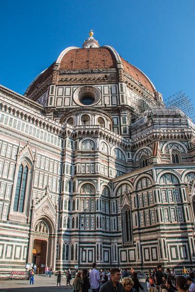 Duomo  Cathedrale di Santa MAria del Fiore