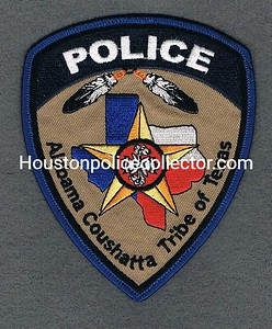 Alabama Coushata Tribal Police