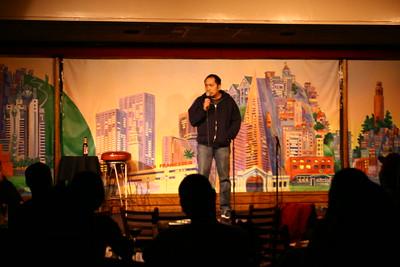 Slanted Comedy at Punchline - June 2009