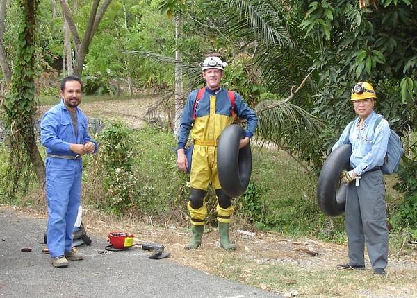 Wang Mu Streamway., Malaysia Feb 08