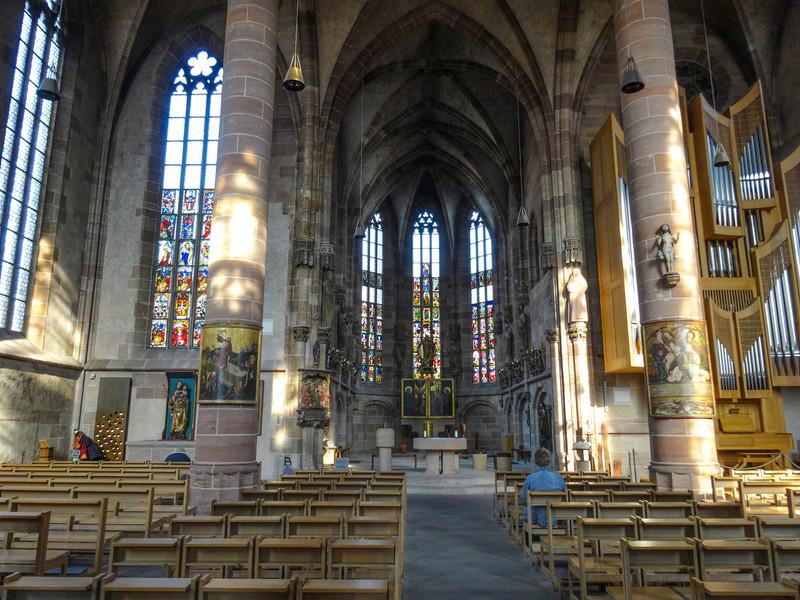 Old City Nuremberg