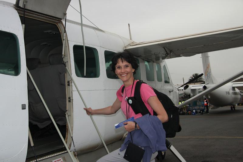On our way from Nairobi to Samburu!
