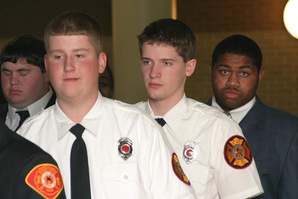 Firefighter I 2010 Graduation - Masker