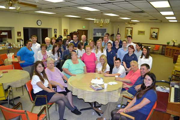 Seniors to Seniors