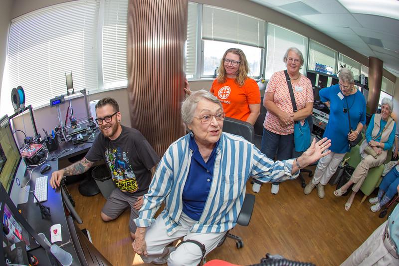 Wish of a Lifetime - Jane 3D Printer