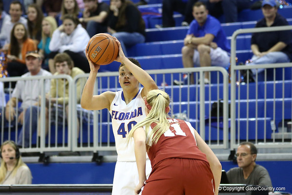 Womens Basketball vs Arkansas 02/28/13