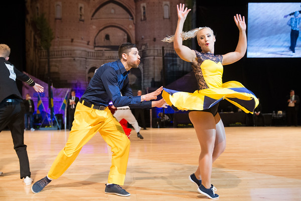 Nationella danstävlingar
