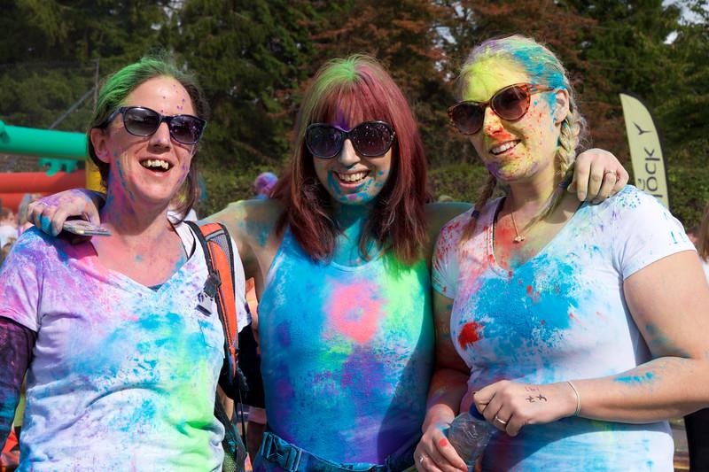 Total colour