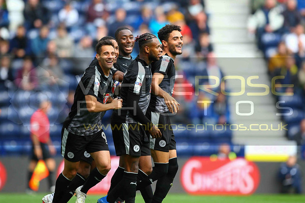 Preston North End v Reading 15 - 09 - 18