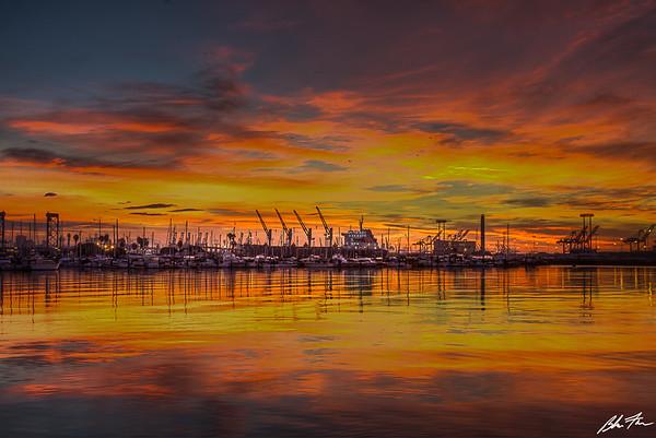 LA Harbor