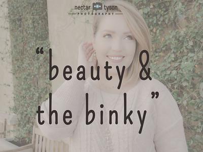 Beauty And The Binky