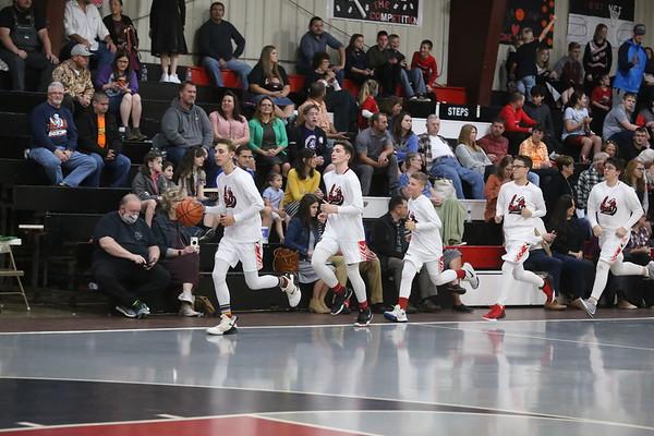 2020-11-13 Calvary Boys Basketball Game 1st half