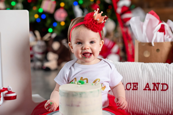 Baby Savannah is ONE!
