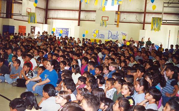 April 2000 Wilson TAAS Rally