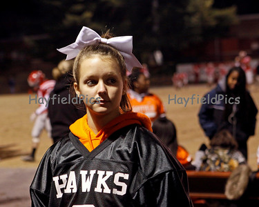 Cheerleaders McLean 11/12/10