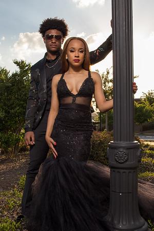 Destiny and Nick Prom