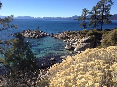 Tahoe Scenery