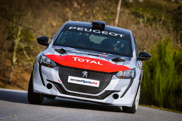 Press Release Peugeot Rally Cup Iberica 2020