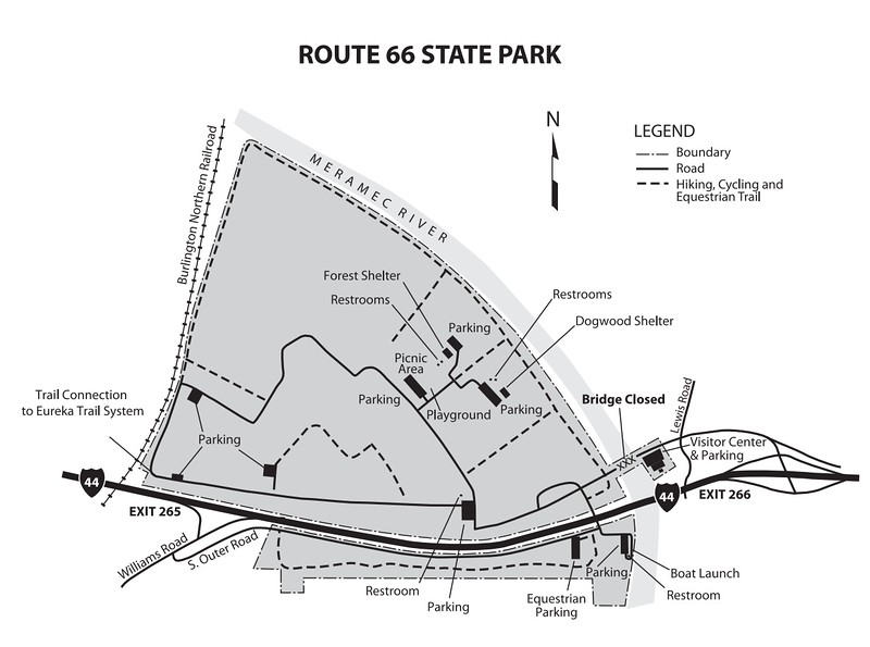Route 66 State Park