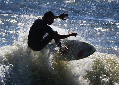 Assateague Surfing 10/06/2010