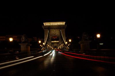 2nd Visit - Budapest at Night