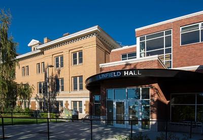 MSU Linfield Hall Renovations